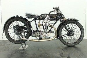 AJS H6 Bigport 1927 350cc 1 cyl ohv