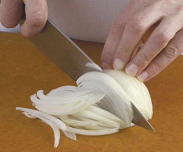 how to cut the perfect slice