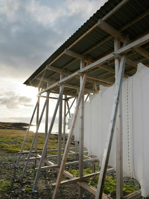 Steilneset Memorial / Peter Zumthor and Louise Bourgeois, photographed by Andrew Meredith