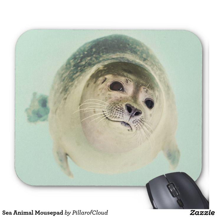 Sea Animal Mousepad