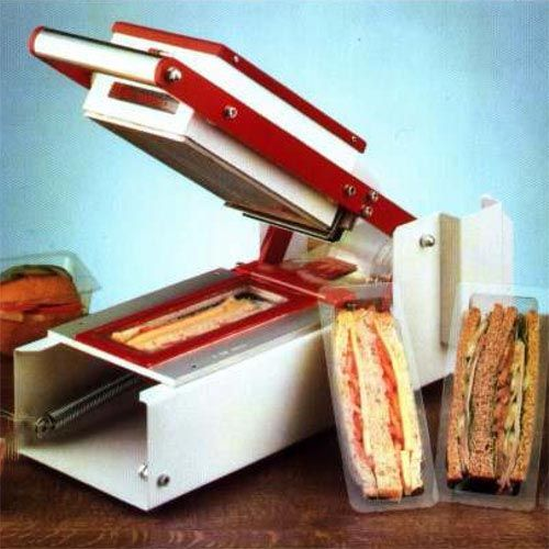 Mini Lidder Open Sandwich Wedge Heat Sealer Projects