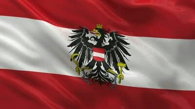 national flag austria