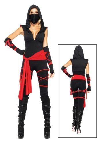 Ninja Halloween costume idea womens halloween costumes Ninja
