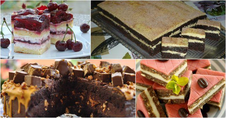 Újdonságok vasárnapra - 10 süti, ami eddig még nem volt! - Receptneked.hu - Kipróbált receptek képekkel