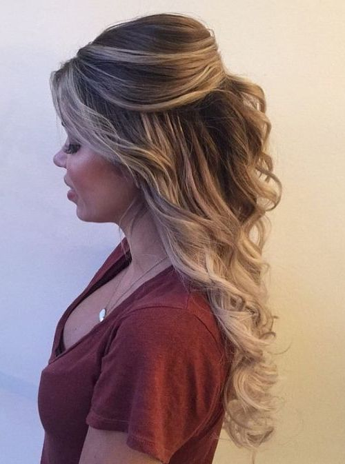 Top 10 Terrific Long Prom Hairstyles 2019 To Blow People S Minds