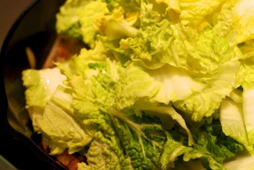 Stir Fried Napa Cabbage with Mushrooms and Bacon | Award-Winning Paleo ...