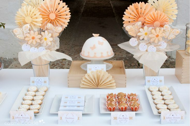 sweet table | caramel cookie