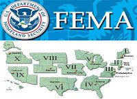 """UPCOMING FEMA DRILLS INVOLVE COMMUNITY GROUPS & FAITH BASED ORGS - While the existence of such drills aren't concerning in their own right, & one could scarcely argue that fire drills & emergency planning exercises are a bad idea, what's concerning is fact that DHS & FEMA are once again openly working with """"faith-based orgs,"""" Neighborhood Watch Progs, Neighborhood Assns & other local & supposedly private groups, a role that is far from the legitimate purpose of either of these orgs. [....]…"""