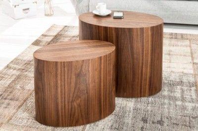 24h STOLIKI zestaw drewniany stoły stoliki ławy