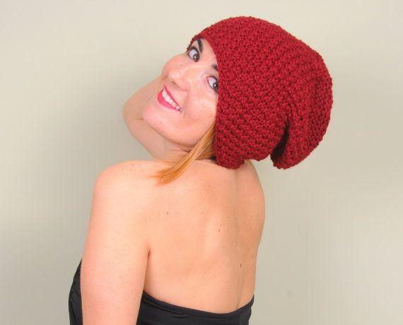 Cappello maglia berretto lana merino accessorio di Lallallero