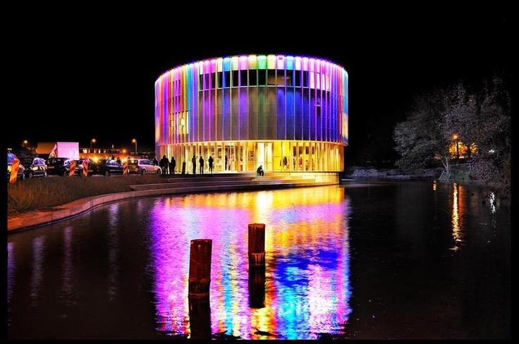 Bijlmer Parktheater by Paul De Ruiter