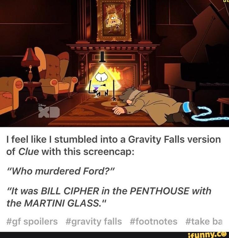 I would totally buy a Gravity Falls version of Clue.