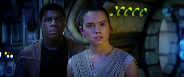 Nerd Out with the New 'Star Wars: The Force Awakens' Trailer
