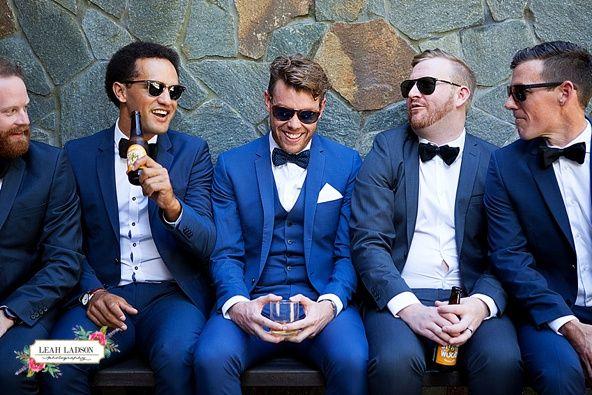 Australian Boho Wedding - See more at www.leahladson.com    Binna Burra Lodge…