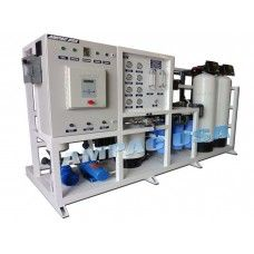 Advanced Water Purification Process for the Pharmaceutical Industry.
