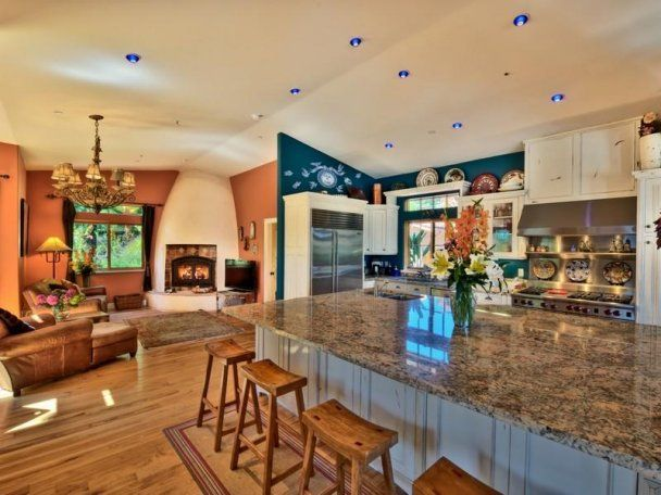 Southwest Kitchen Design Home Design Ideas Extraordinary Southwest Kitchen Design