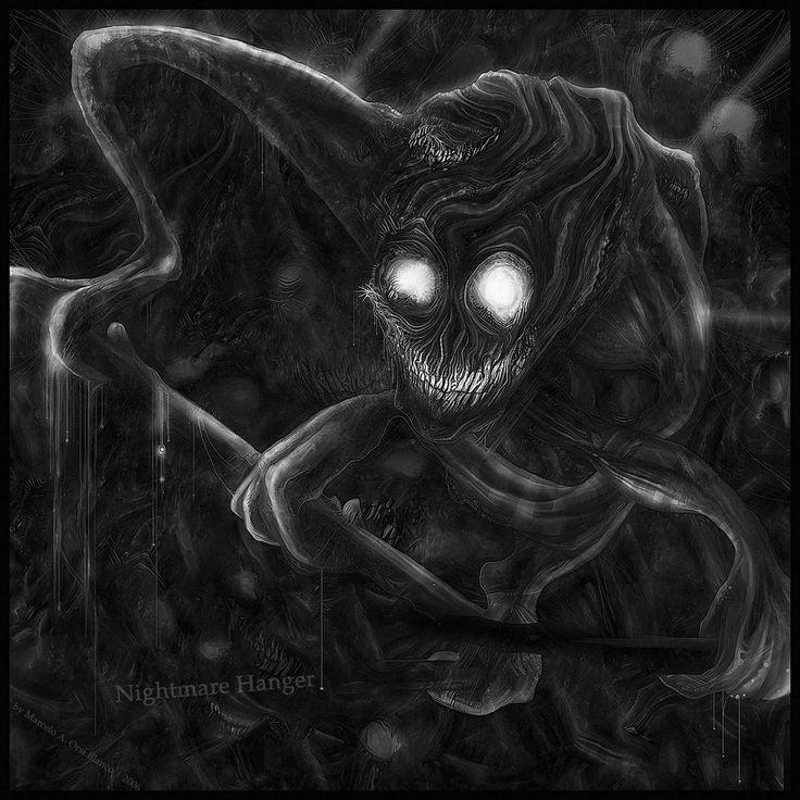 Worlds of Nightmare: The Dark Art of Aeron Alfrey -