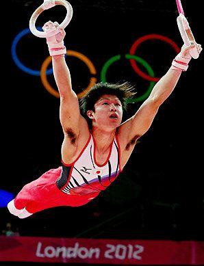Kohei Uchimura. Olympic Gold Finally!!!