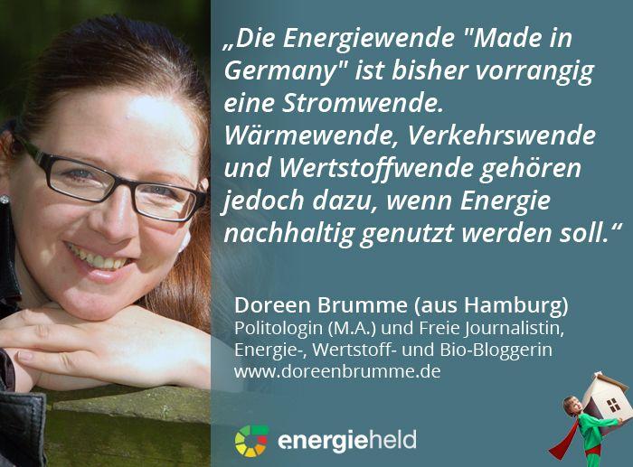 #energiewende ist auch #wärmewende, #verkehrswende und #wertstoffwende
