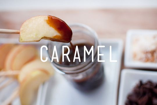 **Happy National Caramel Day** Go to www.facebook.com/MacDonaldFitnessBB for a healthy recipe for caramel!