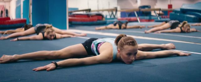 Stop Everything and Watch This Insane Video of the U.S. Gymnastics Team