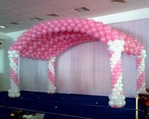 272 best images about balloon creations on pinterest for Balloon decoration in coimbatore