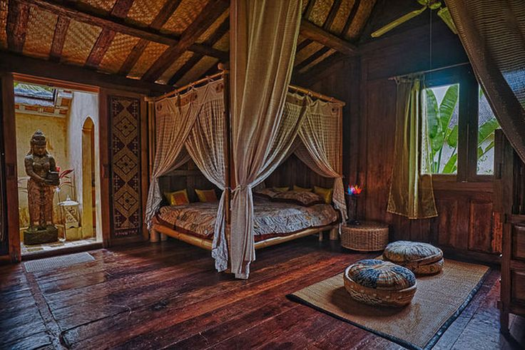 Unique Balinese Tropical Paradise