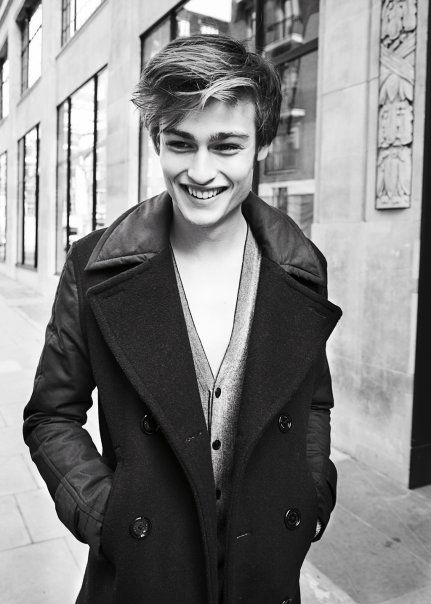 yummy. Douglas Booth