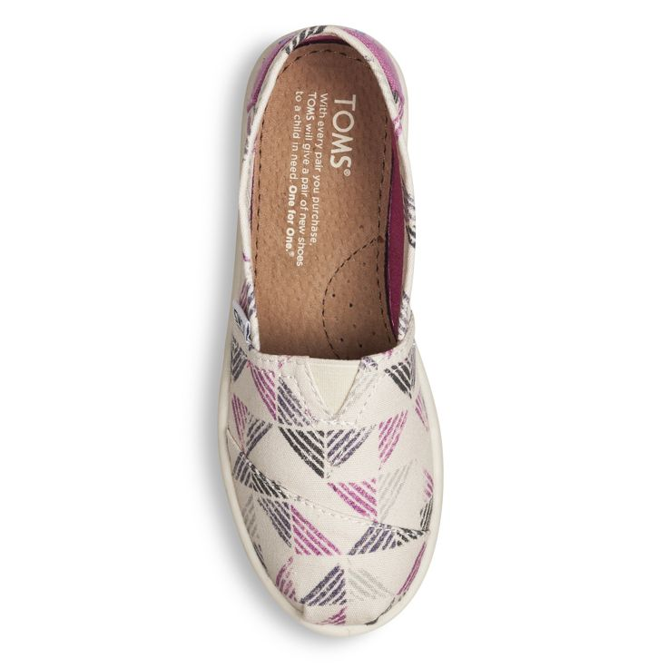 TOMS for Target- Girl's Shoes Size 3.5