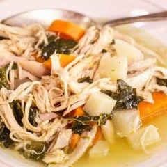 Bob Harper's Skinny Chicken Soup                                                                                                                                                                                 More