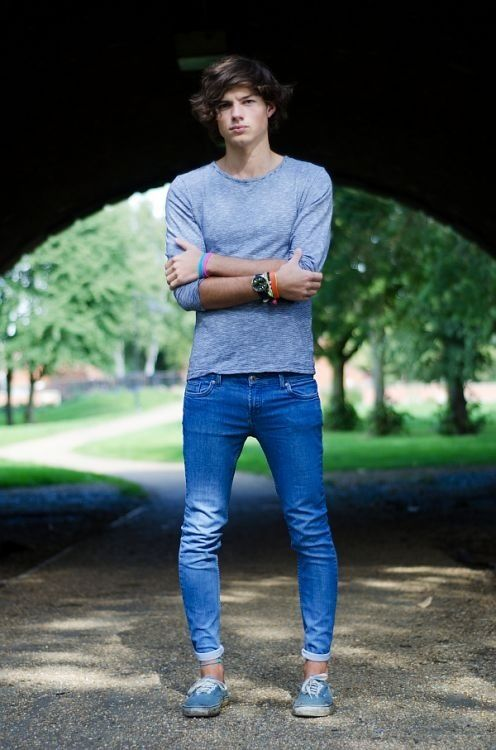 Skinny jeans gay tumblr