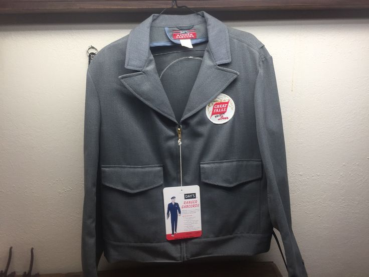 Rare Great Falls Select Beer Distributor Jacket ~size 42 ~ Day's W/ Original Tag