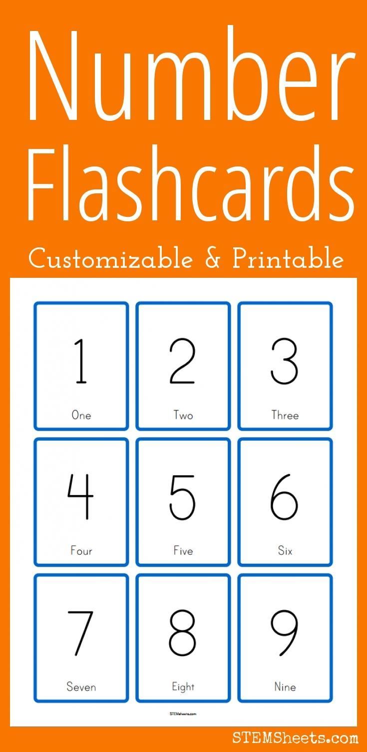 worksheet Math Flash Cards Printable the 25 best number flashcards ideas on pinterest very hungry customizable and printable