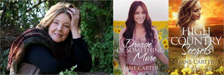 AUSSIE MONTH with Jane Carter