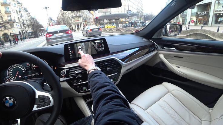 POV+Severlere+Gelsin+G30+BMW+540i
