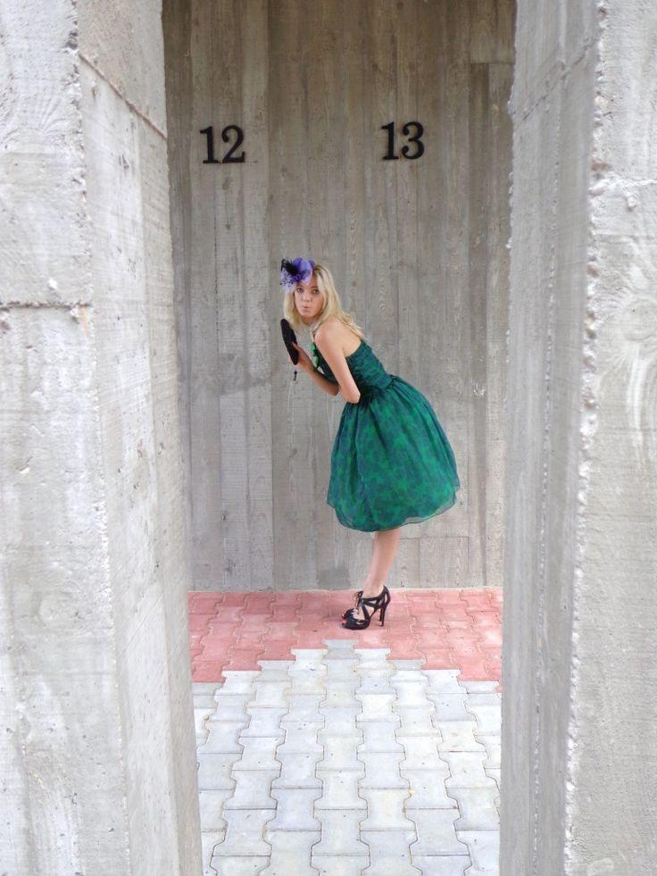 Classic Or Cool | by Panna Paris  #dress #princess #street #style