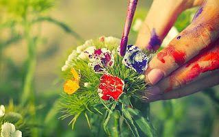 В погоне за счастьем: Как научиться мыслить масштабно и стать художником...