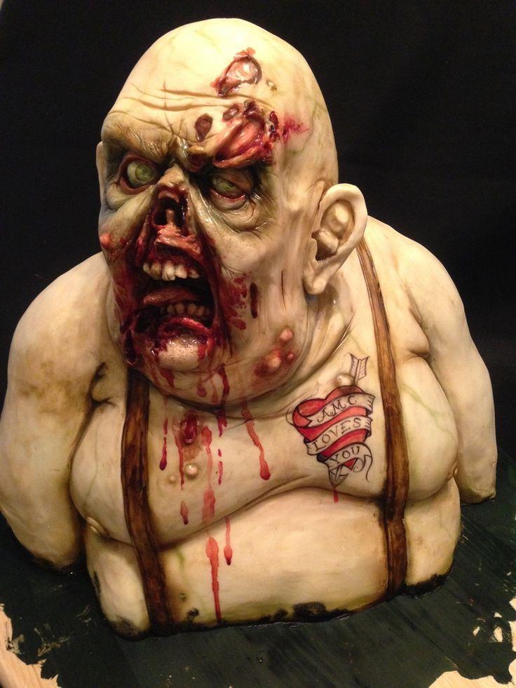 Les 635 meilleures images propos de d lires sucr s sur for Cuisinier zombie