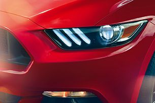 Introducing the All-New 2015 Ford Mustang