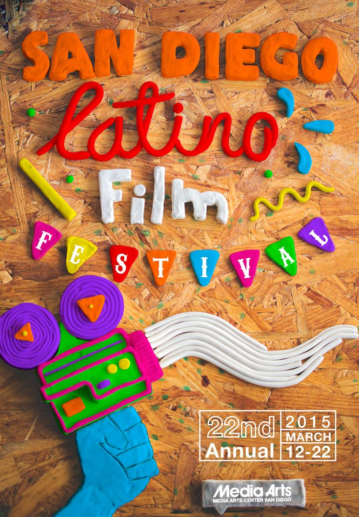 SAN DIEGO LATINO FILM FESTIVAL on Behance