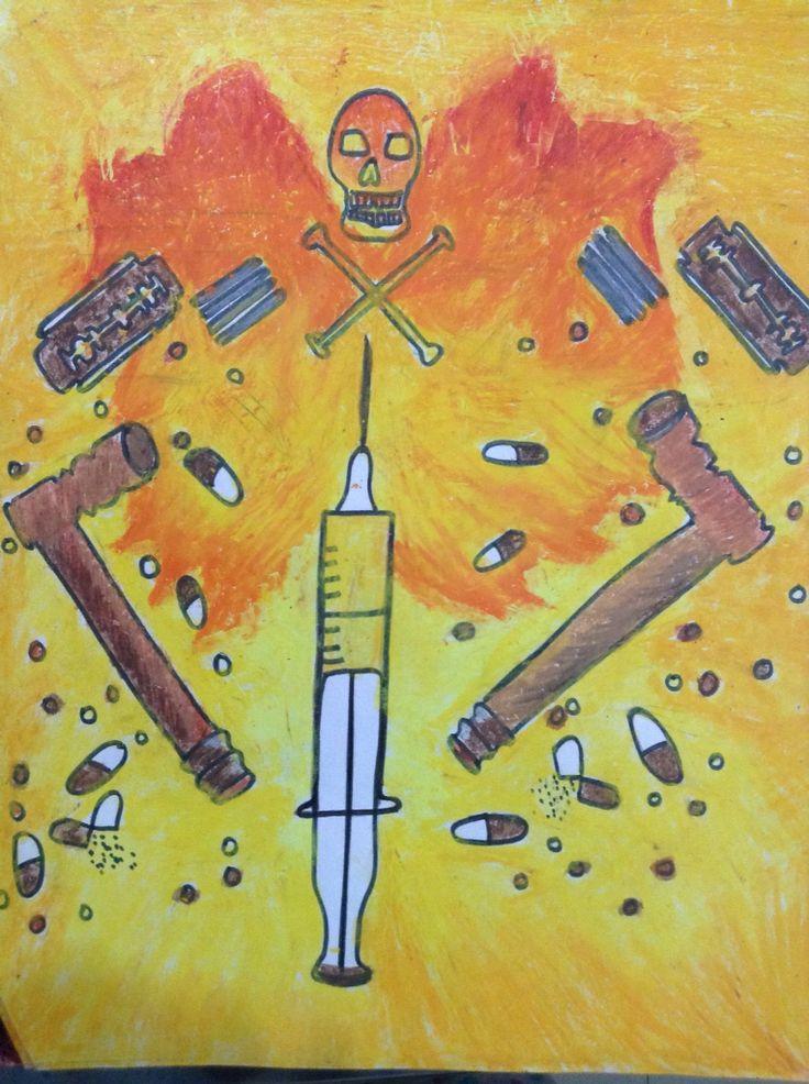 Drug abuse is life abuse Put down drug and just HUG❗️❗️❗️