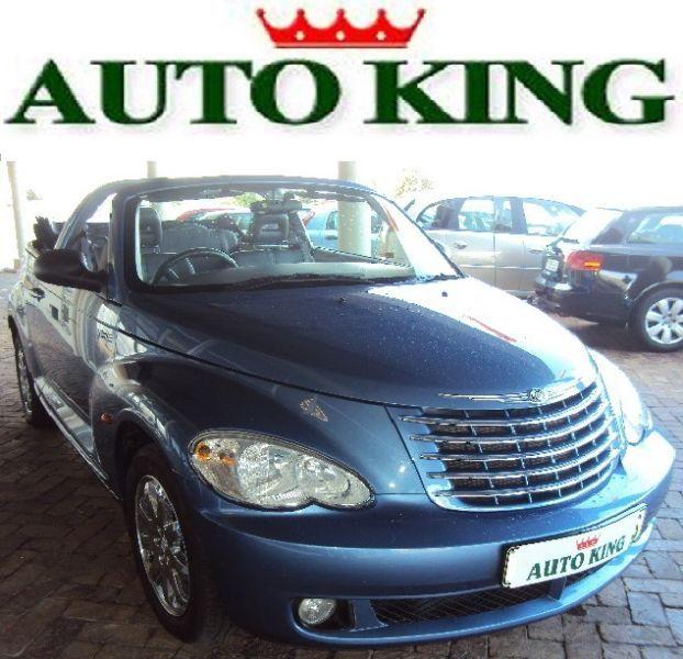 2009 Chrysler PT Cruiser Convertible www.autoking.co.za   Milnerton   Gumtree South Africa   108948273
