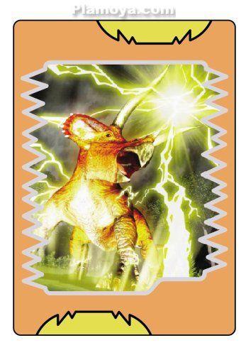 Ancient Ruler Dinosaur King DKidz Adventure [Din Holder] Dinosaur ...