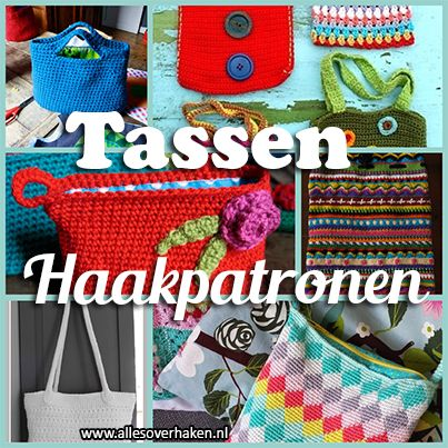 223 Best Handwerken Images On Pinterest Crochet Handbags Crochet