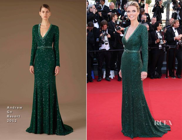 Sylvie Tellier In Andrew Gn – 'Zulu' Cannes Film Festival Premiere and Closing Ceremony