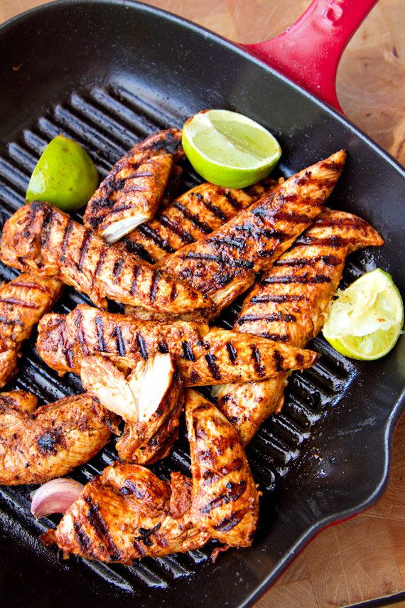 Recipe for Spicy Paprika and Lime Chicken - Spices and lime used in the marinade will take your taste buds on a little holiday to the Caribbean, Mexico or Spain – your pick!