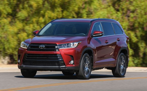 2020 Toyota Highlander Redesign, Changes and Price - New Car Rumor
