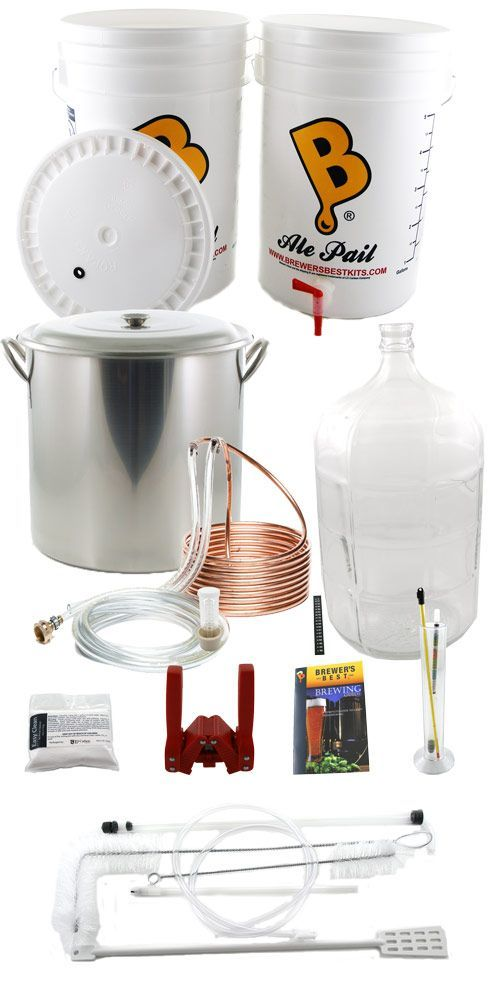 $280 Brewing Equipment Kit - Beer Home Brew Kit