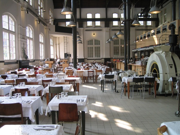 Cafe Restaurant Amsterdam