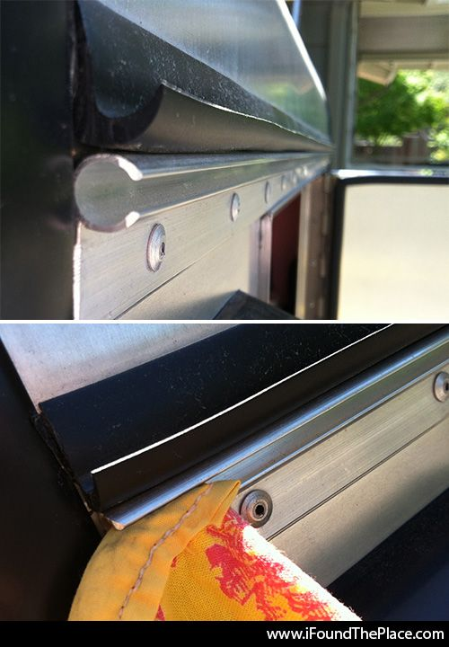 I Found The Place (Formerly The Flirty Blog): How to sew a DIY trailer awning